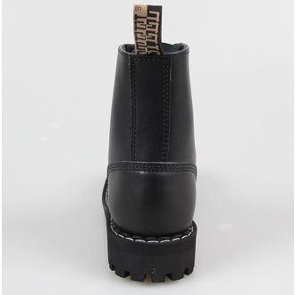 topánky STEEL - 8 dierkové - 114/113 - Black