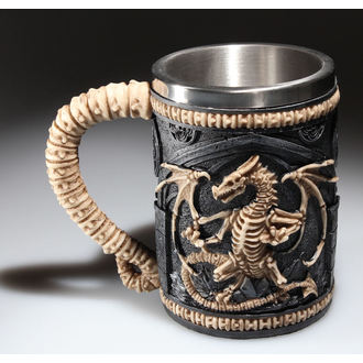 hrnček (korbel) Dragon Remains Tankard, NNM