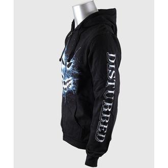 mikina pánska Disturbed - Shatter Face - BRAVADO USA, BRAVADO, Disturbed
