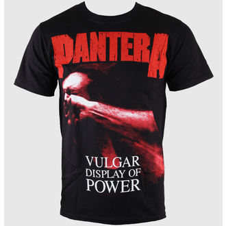 tričko pánske Pantera - Red Vulgar - BRAVADO USA - PNA1213