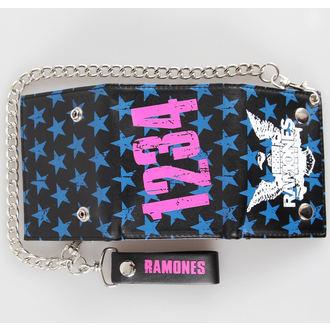 peňaženka Ramones - Ramones - BRAVADO USA, BRAVADO, Ramones