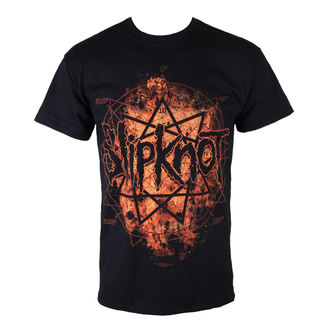 tričko pánske Slipknot - Radio Fires Logo - BRAVADO, BRAVADO, Slipknot
