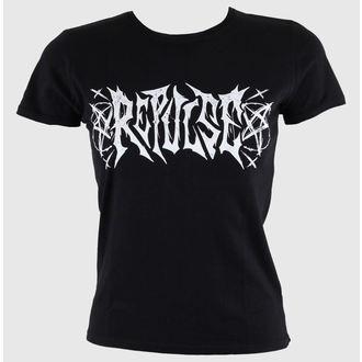 tričko dámske REPULSE - Black, REPULSE