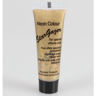 farba na telo a TVÁR STAR GAZER - Neon Gold