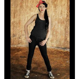 nohavice dámske POIZEN INDUSTRIES - Star - Black