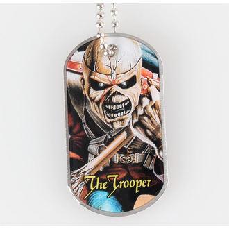 obojok (psie známka) IRON MAIDEN - The Trooper - RAZAMATAZ, RAZAMATAZ, Iron Maiden