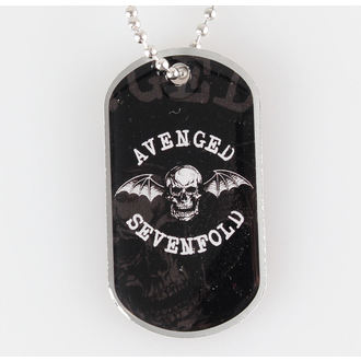 obojok (psie známka) Avenged Sevenfold - Death Bat - RAZAMATAZ, RAZAMATAZ, Avenged Sevenfold