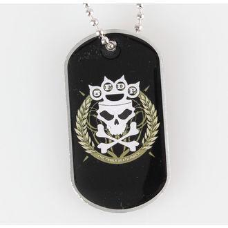 obojok (psie známka) Five Finger Death Punch - Knuckle Crown - RAZAMATAZ, RAZAMATAZ, Five Finger Death Punch