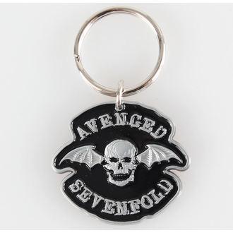 kľúčenka (prívesok) Avenged Sevenfold - Death Bat - RAZAMATAZ, RAZAMATAZ, Avenged Sevenfold
