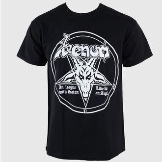 tričko pánske Venom - In League With Satan - RAZAMATAZ, RAZAMATAZ, Venom
