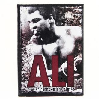 karty Muhammad Ali - BW