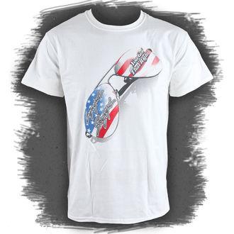 tričko pánske Lynyrd Skynyrd - Glasses - White - LIVE NATION, LIVE NATION, Lynyrd Skynyrd