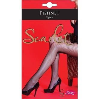 pančucháče LEGWEAR - Scarlet - Fishnet - SHSCFT2BL1