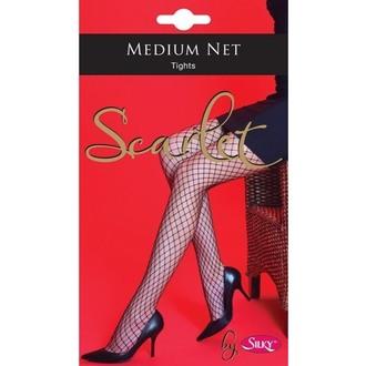 pančucháče LEGWEAR - Scarlet - Net - SHSCMT2BL1