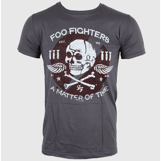 tričko pánske Foo Fighters - Matter Of Time - LIVE NATION, LIVE NATION, Foo Fighters