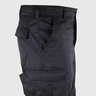 nohavice pánske MIL-TEC - US Feldhose - Black - 11805002
