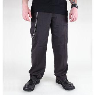 nohavice pánske MIL-TEC - US Ranger Hose - BDU Black, MIL-TEC