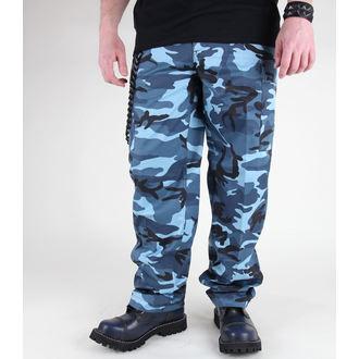 nohavice pánske MIL-TEC - US Ranger Hose - BDU Skyblue, MIL-TEC