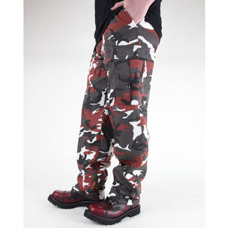 nohavice pánske MIL-TEC - US Ranger Hose - BDU Red Camo, MIL-TEC