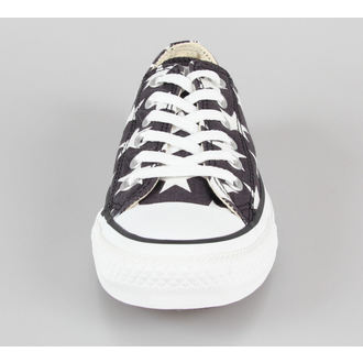 topánky dámske CONVERSE - Chuck Taylor All Star - CT OX Black/White, CONVERSE
