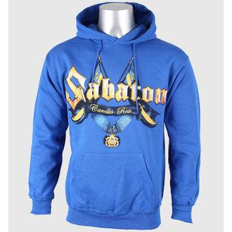 mikina pánska Sabaton - Carolus Rex - Blue - NUCLEAR BLAST, NUCLEAR BLAST, Sabaton