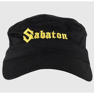 šiltovka Sabaton - Logo - NUCLEAR BLAST, NUCLEAR BLAST, Sabaton
