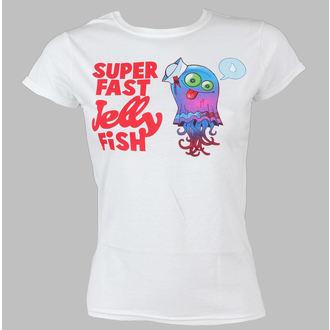 tričko dámske Gorillaz - Jellyfish - LIVE NATION, LIVE NATION, Gorillaz