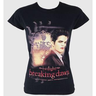 tričko dámske Twilight - Breaking Dawn - Edward Crest - LIVE NATION - PE8554SKBP