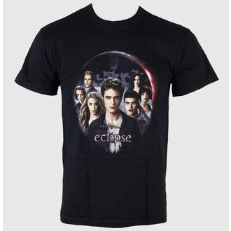 tričko pánske Twilight - Eclipse - Cullen Group Lion Cloud - LIVE NATION - PE6277TSBP