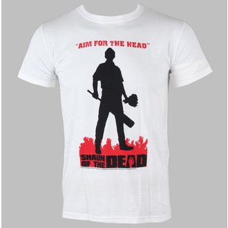 tričko pánske Shaun Of The Dead - Silhouette - LIVE NATION, LIVE NATION, Shaun Of The Dead