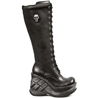 topánky NEW ROCK - 9811-S10 - ITALI NEGRO