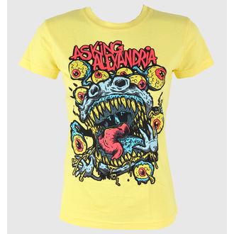 tričko dámské Asking Alexandria - Eyeballs - PLASTIC HEAD, PLASTIC HEAD, Asking Alexandria