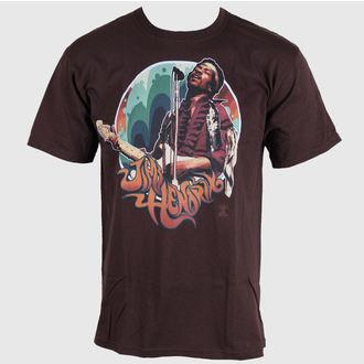 tričko pánske Jimi Hendrix - Hendrix Groove - LIQUID BLUE, LIQUID BLUE, Jimi Hendrix