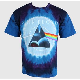 tričko pánske Pink Floyd - Dark Side Galaxy - LIQUID BLUE, LIQUID BLUE, Pink Floyd