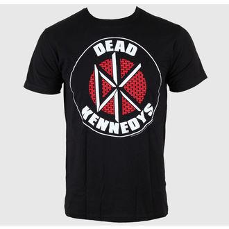 tričko pánské Dead Kennedys - Brick Logo - Black - IMPACT, IMPACT, Dead Kennedys