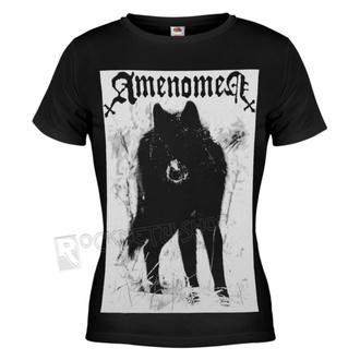tričko dámske AMENOMEN - SNOW WOLF, AMENOMEN