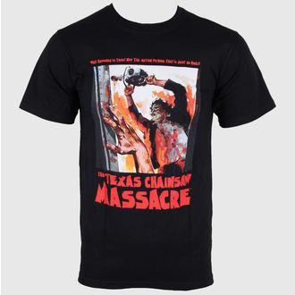 tričko pánské Texas Chainsaw Massacre - What Happened is True! - Black - IMPACT, IMPACT
