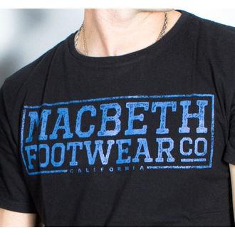 tričko pánské MACBETH - Embossed, MACBETH