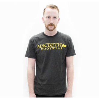 tričko pánské MACBETH - Vintage Logo, MACBETH