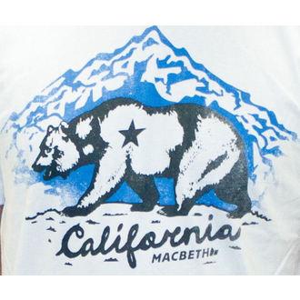 tričko pánské MACBETH - California, MACBETH