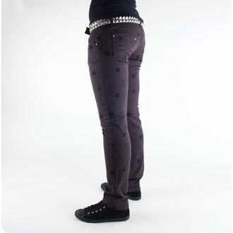 kalhoty dámské 3RDAND56th - Star Skinny Jeans - JM1097, 3RDAND56th