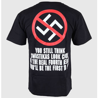 tričko pánske Napalm Death - Nazi Punks Fuck Off - JSR, Just Say Rock, Napalm Death