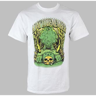 tričko pánske A Day To Remember - Bear Skull - VICTORY, VICTORY RECORDS, A Day to remember