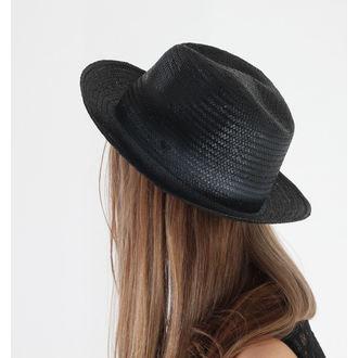klobúk VANS - Jaunt Fedora - Black, VANS
