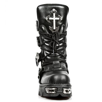 topánky NEW ROCK - 1032-S1 - NOMADA NEGRO