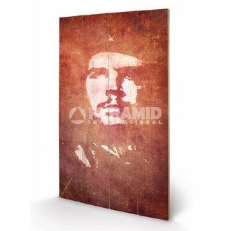 drevený obraz Che Guevara (Exposure) - Pyramid Posters, PYRAMID POSTERS, Che Guevara