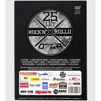 DVD DOGA- 25 let Rock'n'rollu, NNM, Doga