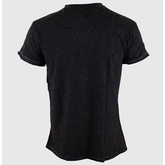 tričko pánske Jack Daniels - Acid Washed - BIOWORLD, JACK DANIELS