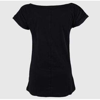 tričko dámske Jack Daniels - Classic Logo - Black - BIOWORLD, JACK DANIELS