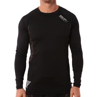 tričko pánske s dlhým rukávom (termo) IRON FIST - Stamina Base Layer